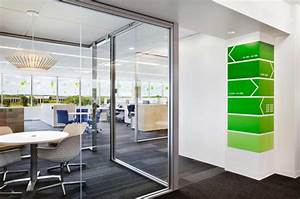 BASF's Modern Office Interior Design by Genstler Founterior