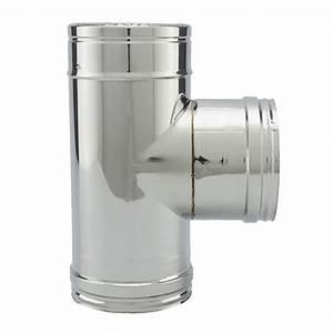 Tubage Inox Double Paroi 150 : tubage chemin e t 90 double paroi pro 80 ~ Premium-room.com Idées de Décoration