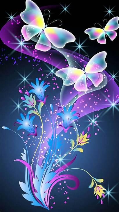 Mariposas Iphone Zedge Wallpapers Pantalla Fondos Butterfly
