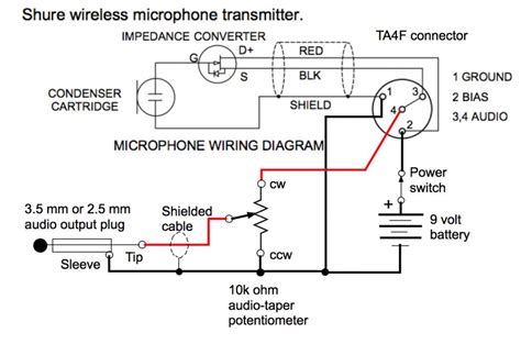 Audio Jack Wiring Diagram Bookingritzcarlton Info