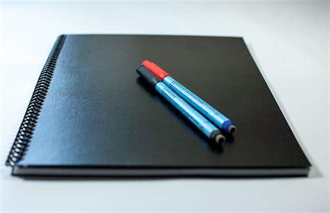 It's A Notebook! It's A Whiteboard!