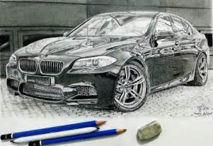 BMW Car Drawings