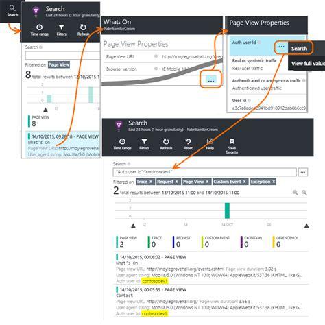 insights application use microsoft azure docs monitor scotia nova gebruikers filter metrics monitoring setup agent gegevens ou app