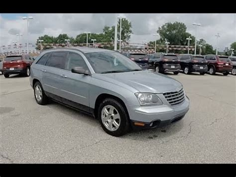 2005 Chrysler Pacifica Review by 2005 Chrysler Pacifica Read Owner And Expert Reviews