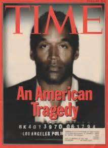 Time Magazine  Oj Simpson — Altered Images