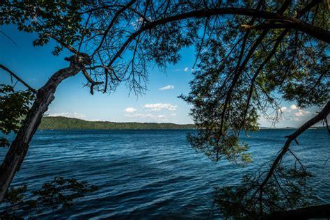Kayaking And Camping At Lake Jocassee, Sc