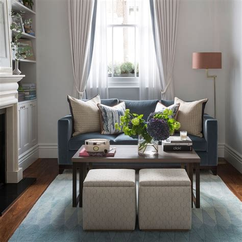 tips  decorate small living room quora