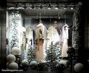 Christmas Windows in Central London