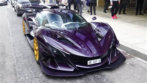 €2.3 Million Apollo Ie Hypercar