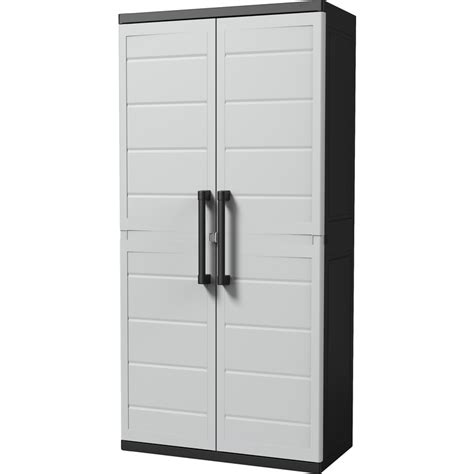 tall plastic storage cabinets shelves inspiring plastic storage cabinet outdoor plastic