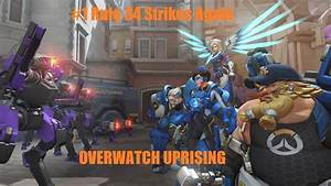 Overwatch 1 Rule 34 Strikes Again Uprising Event YouTube