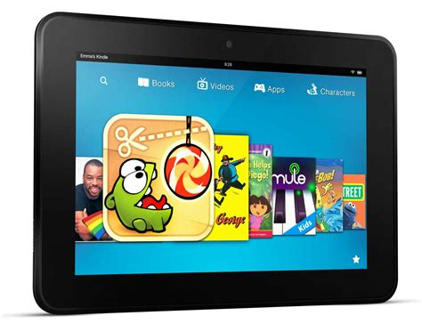 Review Amazon Kindle Fire Hd 89 Tablet Notebookcheck