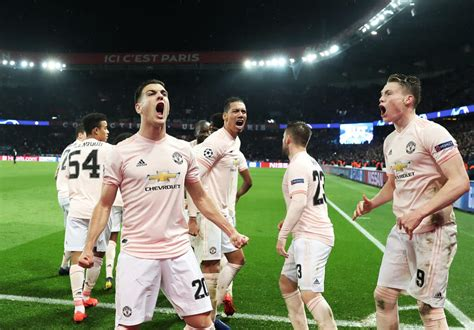 PSG vs Manchester United: Team News, Key Stats and ...