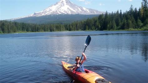 Canoes Portland Oregon by Canoe Kayak Rentals On Mt Mt Adventure