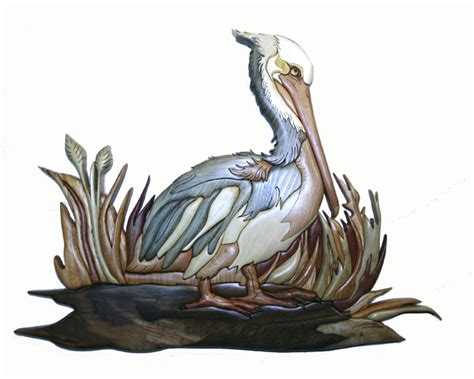 pelican point intarsia pattern workshop supply