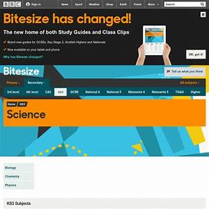 Ks3 Bitesize  Science