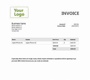 Online billing invoices management software online for Free online billing