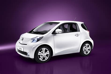 Toyota Iq Usa by Toyota Iq The Basis For Larger Car Top Speed