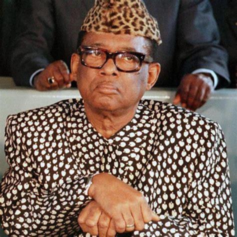 Mobutu Sésé Seko - President (non-U.S.) - Biography