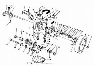 Toro 26624  Lawnmower  1990  Sn 0001102
