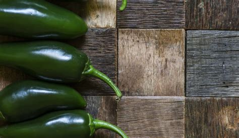 When To Pick Jalapeños: A Primer For Fielding The Freshest ...