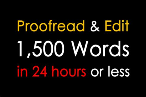 Proofreading Services Singapore