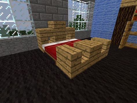 how to make bedroom furniture in minecraft woodworking