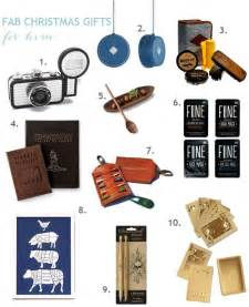christmas gifts for him friday s fab 5 weddbook