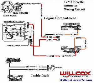 Wiring Diagram For 1975 Mustang
