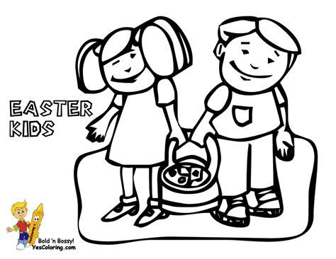 festive easter coloring easter activities  kids