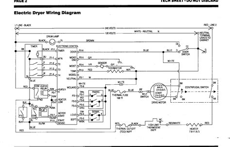 Kenmore Dryer Wiring Diagram Electrical Website Kanri Info