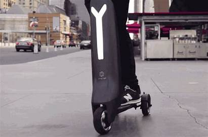 Electric Compact Luxury Scooter Escooter Airline Lightweight