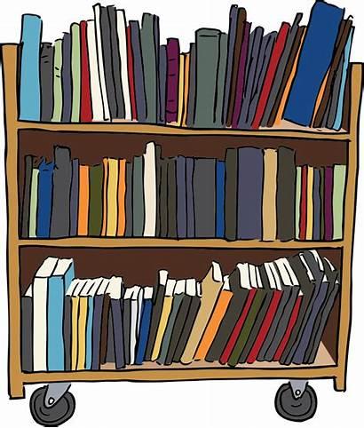 Library Cart Clip Svg Onlinelabels