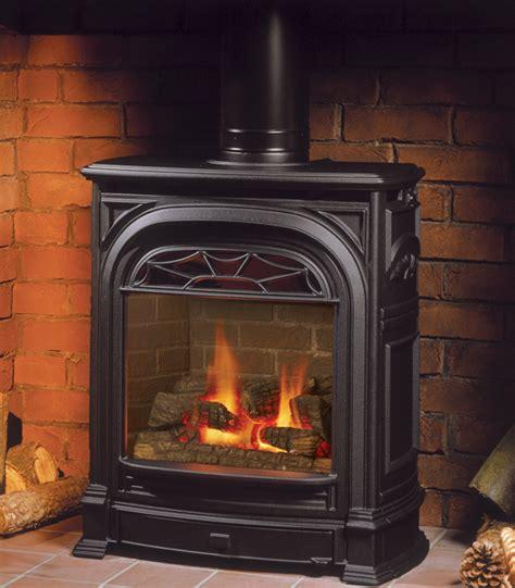 valor gas fireplace portrait president freestanding gas