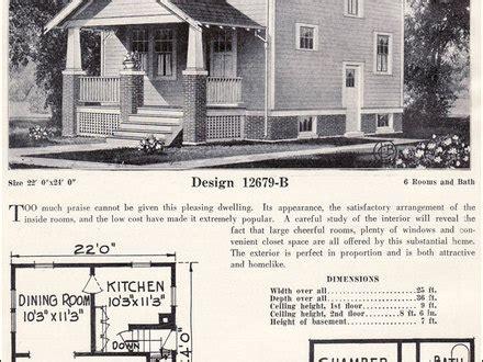 original craftsman plans   bungalow house plans  house plans treesranchcom
