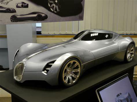 Bugatti Aerolithe Concept Clay Model  Car Body Design