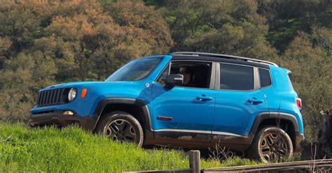 Mobil Jeep Renegade by 2015 Jeep Renegade Sport Review Digital Trends