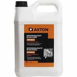 Imperméabilisant Pour Terrasse : imperm abilisant axton 5 l incolore leroy merlin ~ Premium-room.com Idées de Décoration