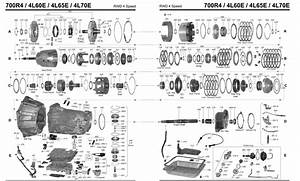 4l60e Diagram