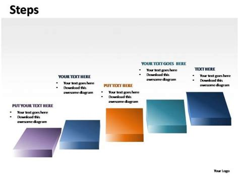 steps powerpoint
