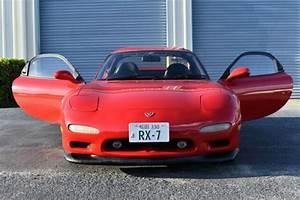 1992 Mazda Efini Rx7 Fd3s Jdm Rhd