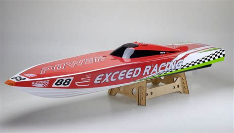 Rc Gas Boat Hardware Kit by New Exceed Racing Fiberglass Gas Powered Rc 1300mm Speed