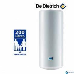 Chauffe Eau De Dietrich 300l : chauffe eau lectrique de dietrich ces 200l ~ Premium-room.com Idées de Décoration