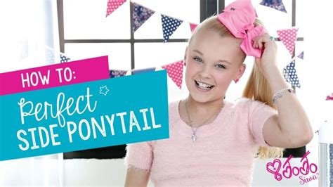 Jojo Siwa Natural Hair