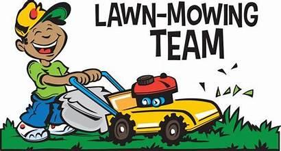 Lawn Mowing Mowers Volunteer Services Gardening Help