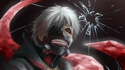 Ghoul Tokyo Anime Kaneki Ken Wallpapers Mask