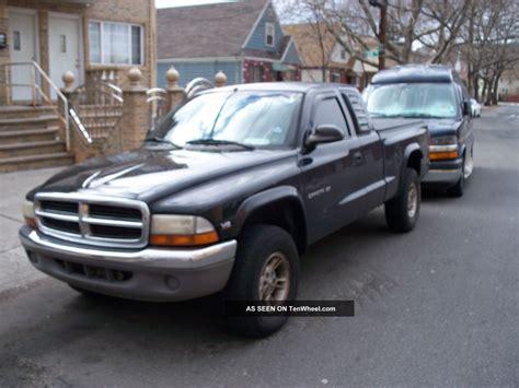 1997 Dodge Dakota Club Cab V8 4x4 No Resrve Good Running Truck