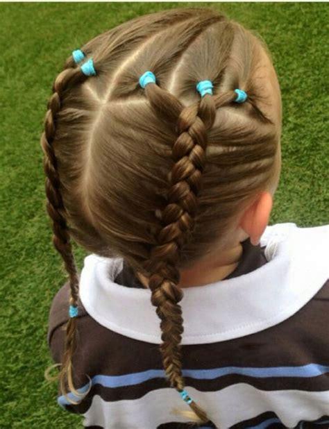 design 15 beautiful braiding hairstyles for little girls
