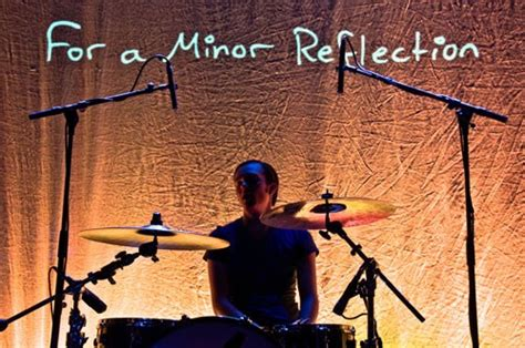 Tlobf Interview // For A Minor Reflection