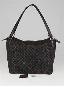 louis vuitton fusain monogram idylle canvas ballade mm bag
